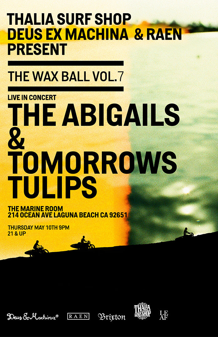 The Abigails & Tomorrows Tulips - The Wax Ball Vol 7