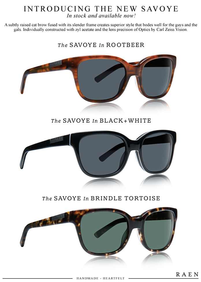 New Release: The Savoye