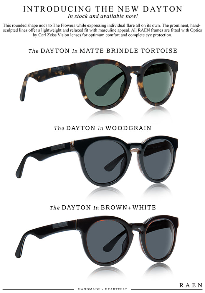 New Release: The Dayton