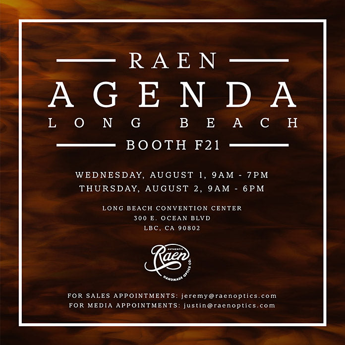 RAEN at Agenda Long Beach