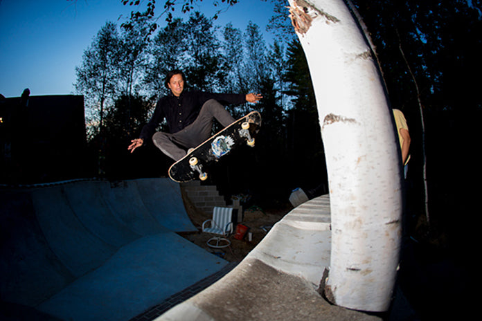 Warren Smith in Maine, Through The Eyes Of Nick Lavecchia