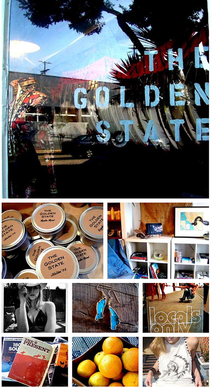 Retail Profile | The Golden State Store