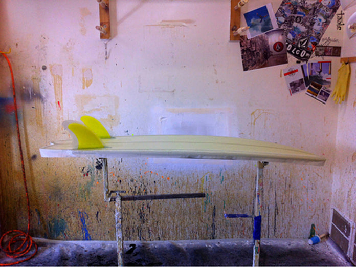 Alex Knost x Ellis Ericson Shaping for Friday