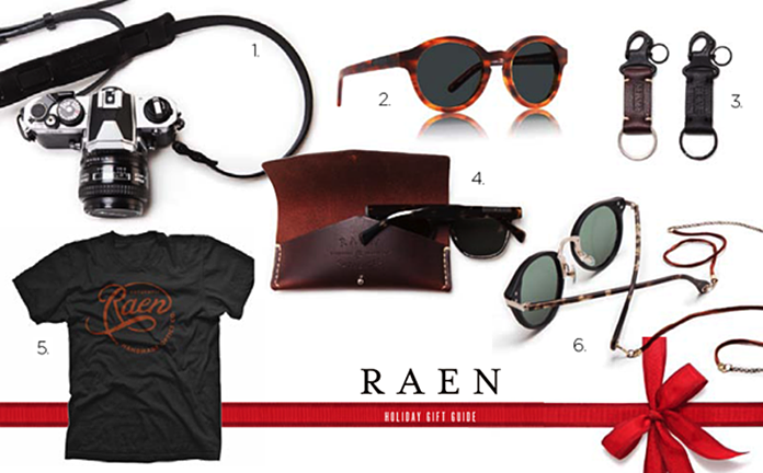 RAEN Holiday Gift Guide