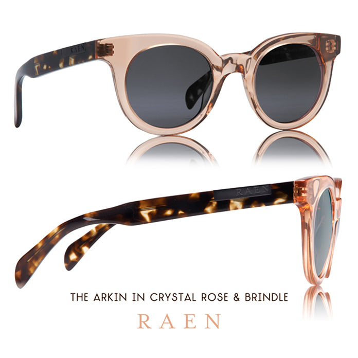 The A R K I N in Crystal Rose and Brindle