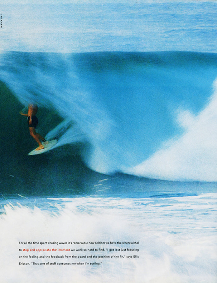 Alex Knost and Ellis Ericson in Surfer Magazine