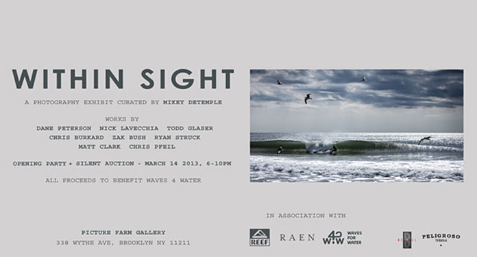 Come Party with RAEN at WITHIN SIGHT in NYC!