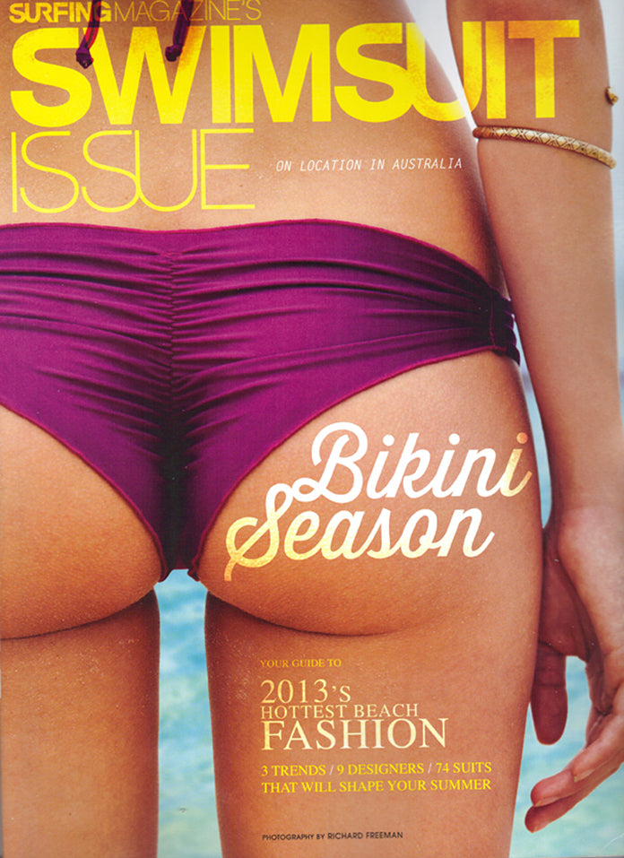 RAEN in the Newest Surfing Swimsuit Issue!