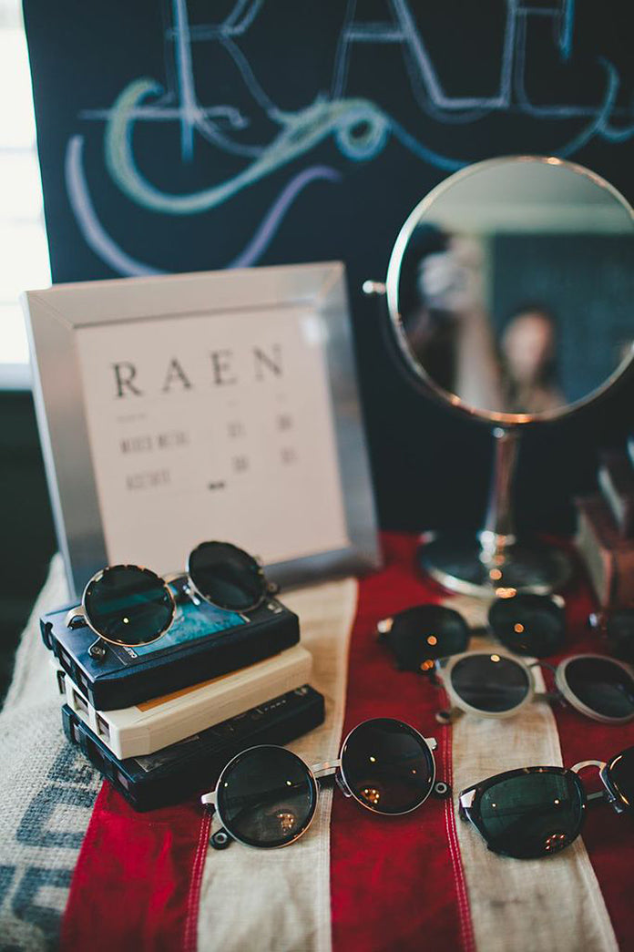 RAEN x SOHO Coachella Pop-up Shop Re-cap!