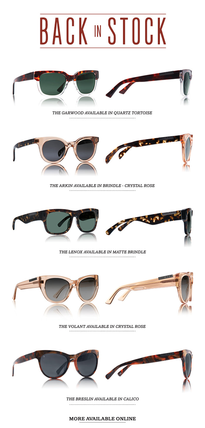 Top-selling Frames BACK IN STOCK!
