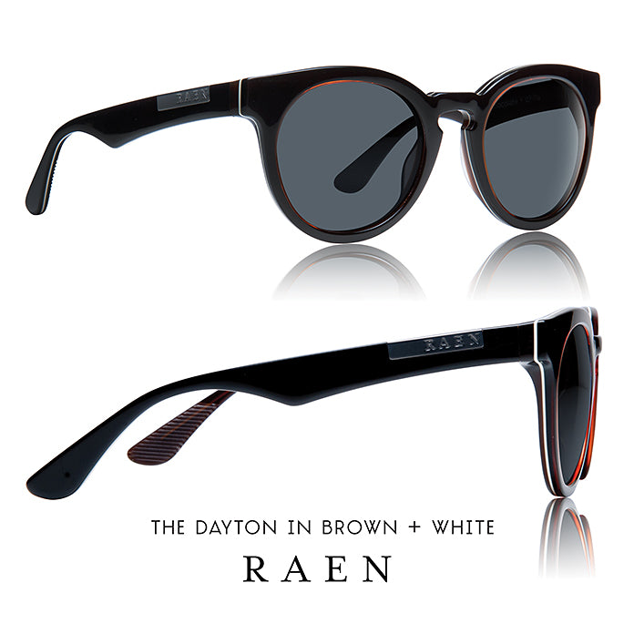 Dayton Brown + White