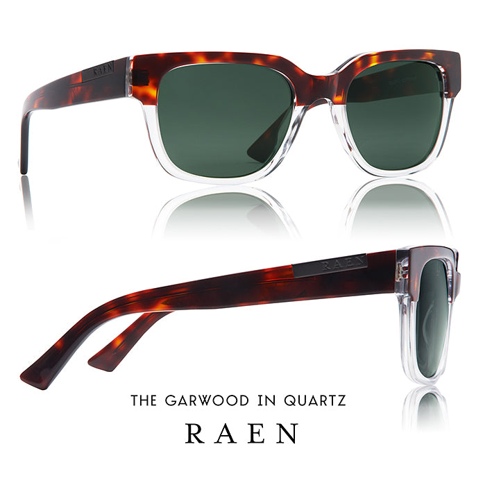 The Garwood in Quartz Tortoise