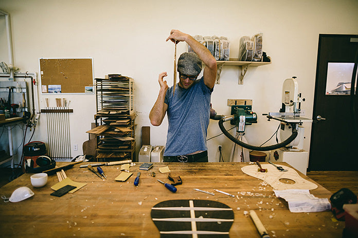 Handmade x Heartfelt Feature: Andy Powers