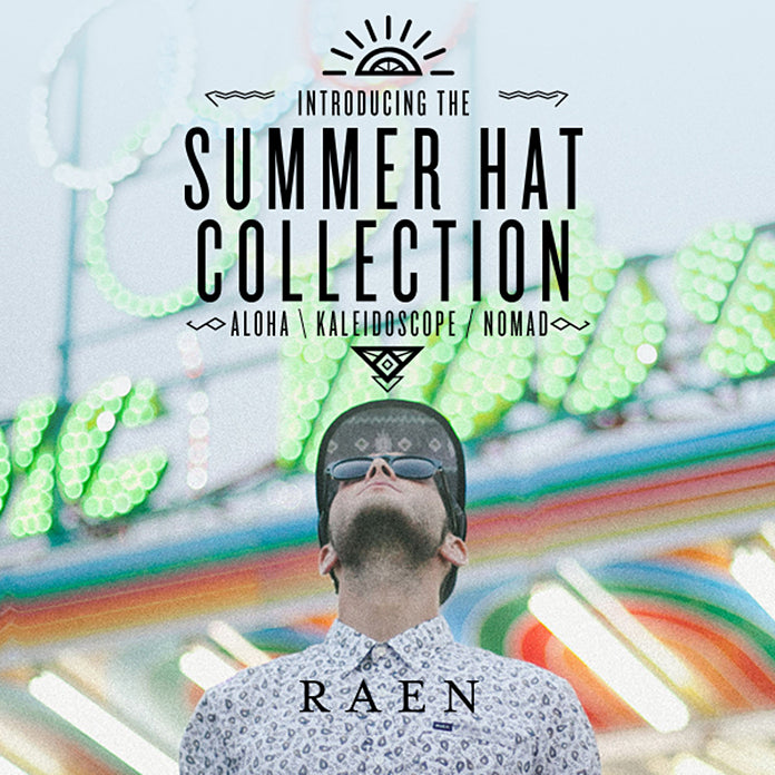 Introducing the Summer Hat Collection