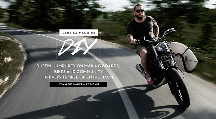 Handmade x Heartfelt DIY: Deus Ex Machina