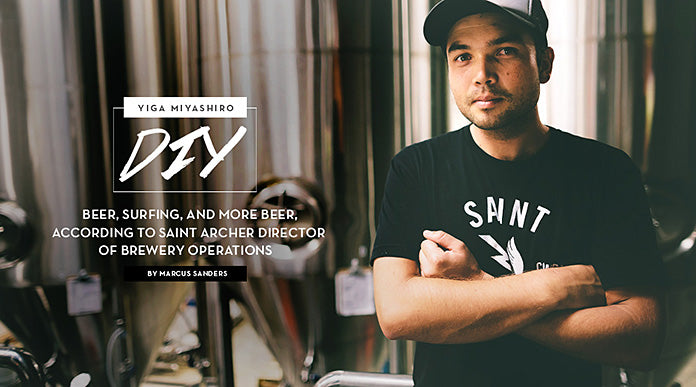 DIY: Saint Archer Brewing Company