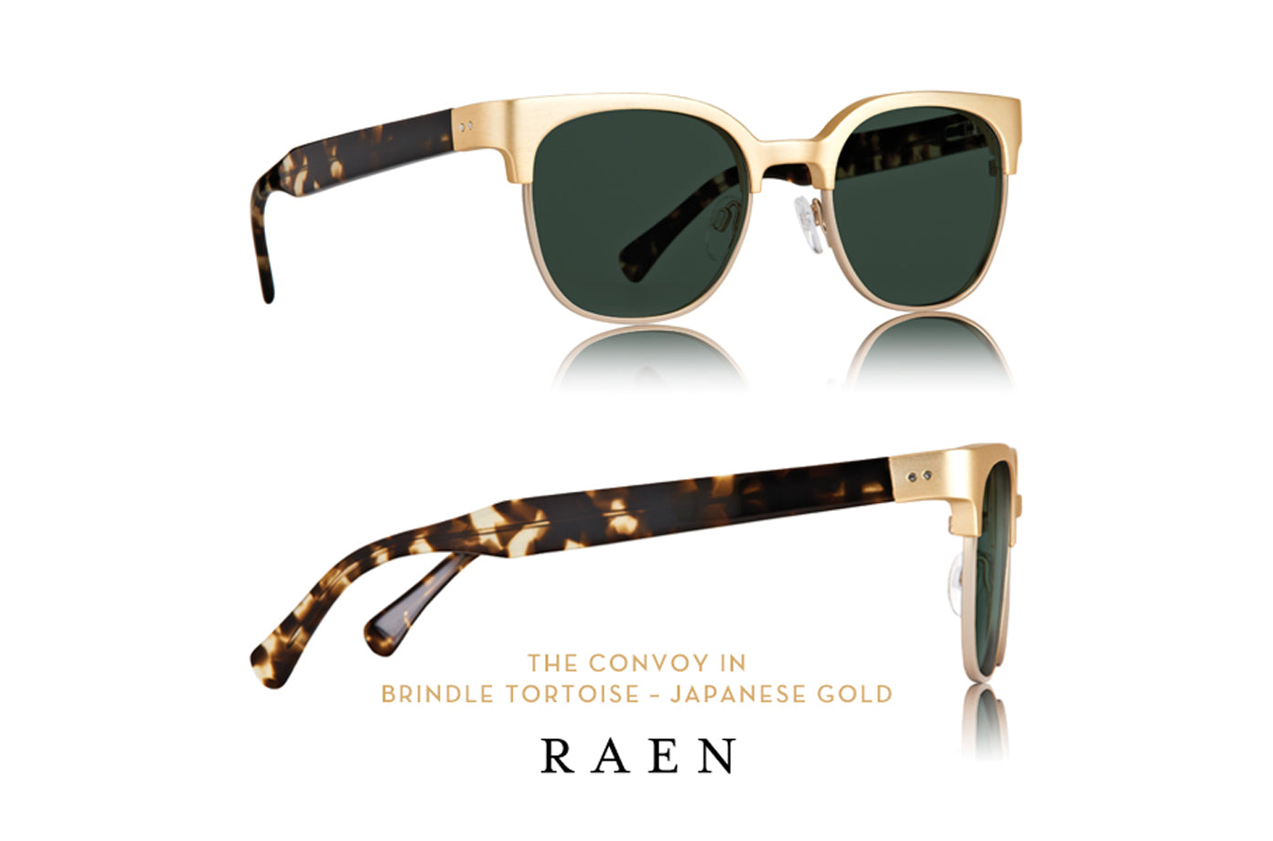 The Convoy in Gold + Brindle