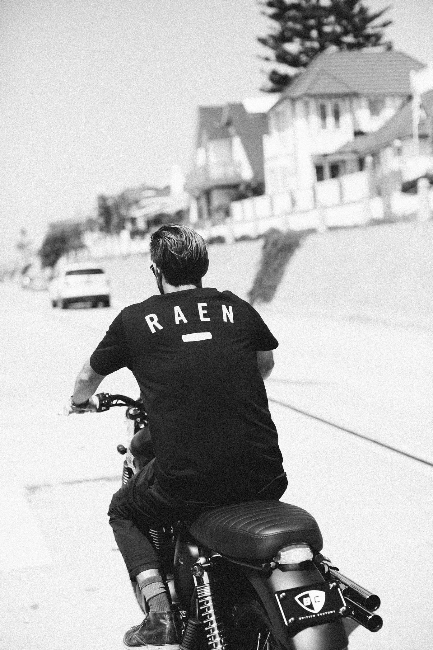 Introducing RAEN TEES
