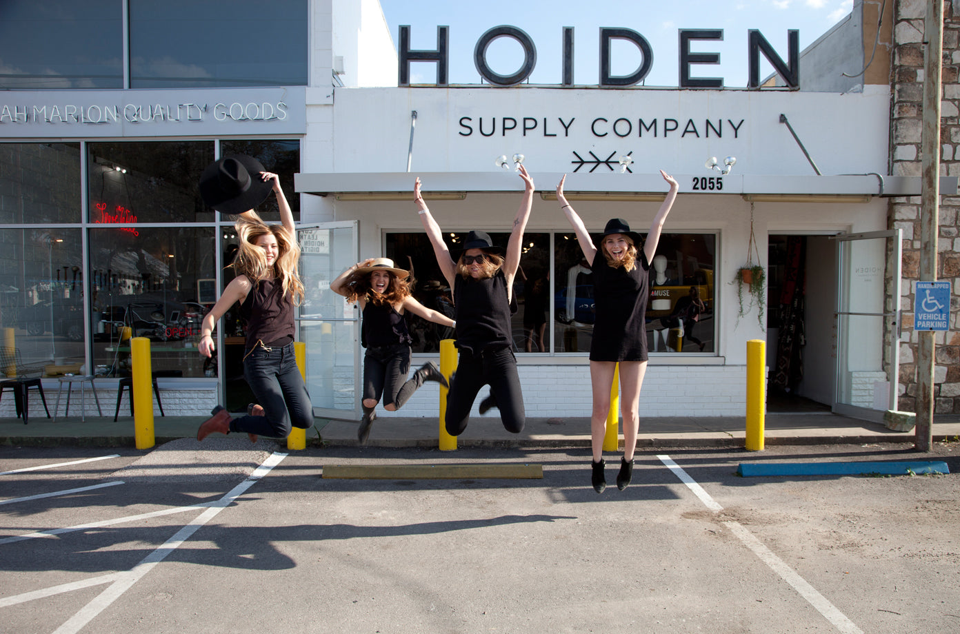 Hoiden Supply Does SXSW