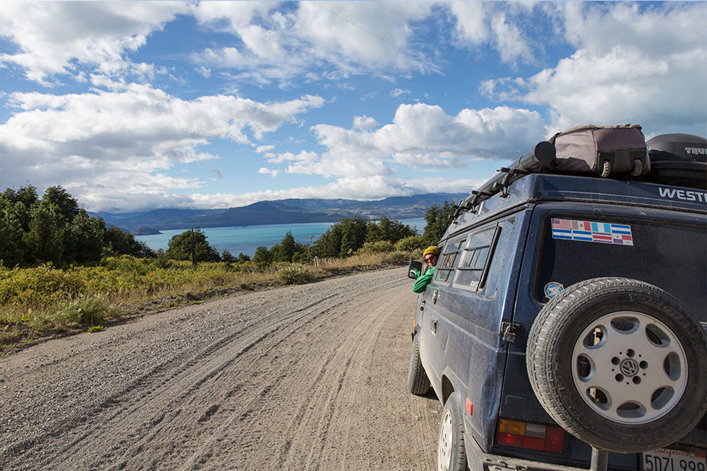 Motoring the Carretera Austral // Chilean Patagonia