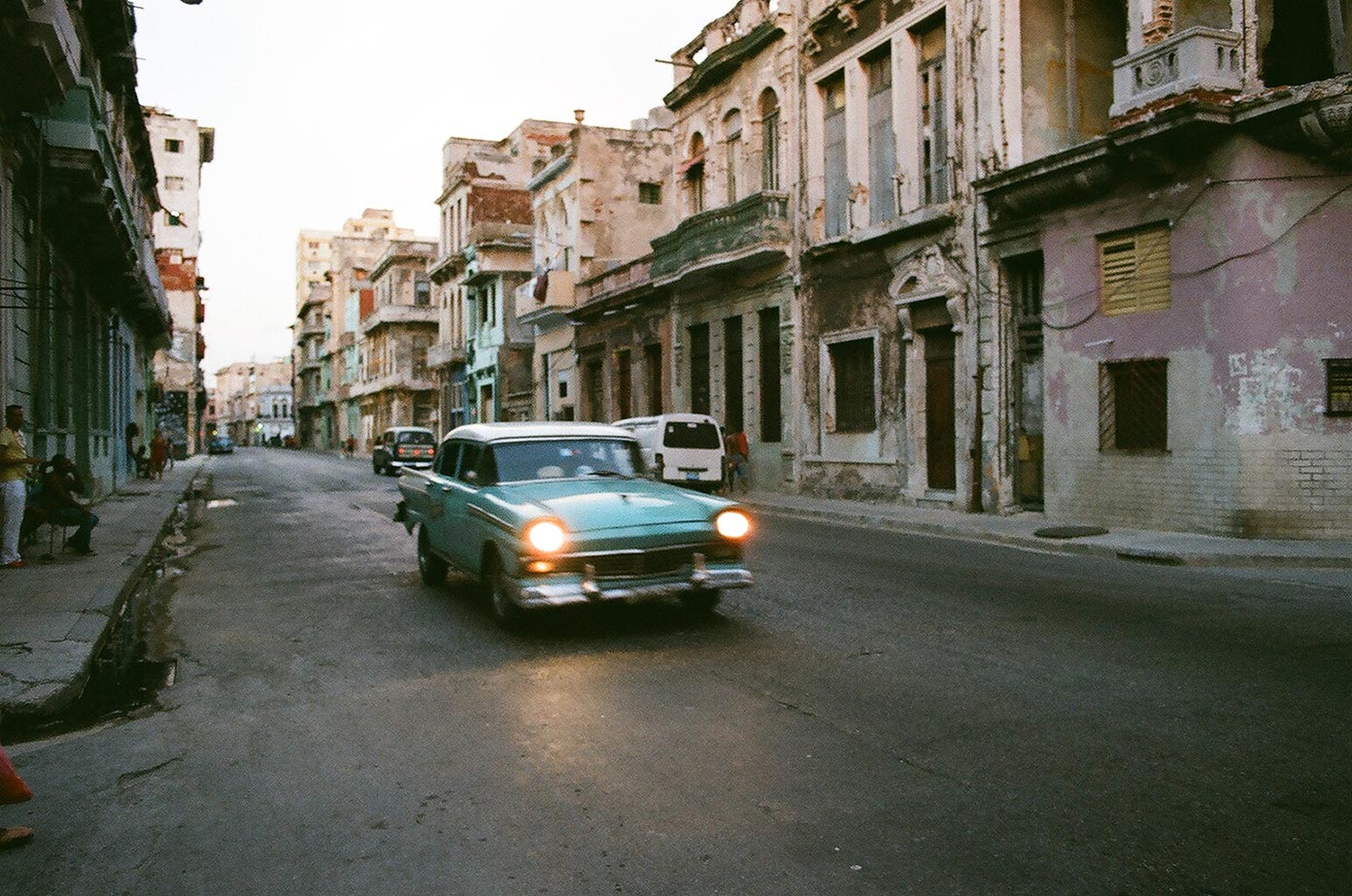 The Cuba Time Machine