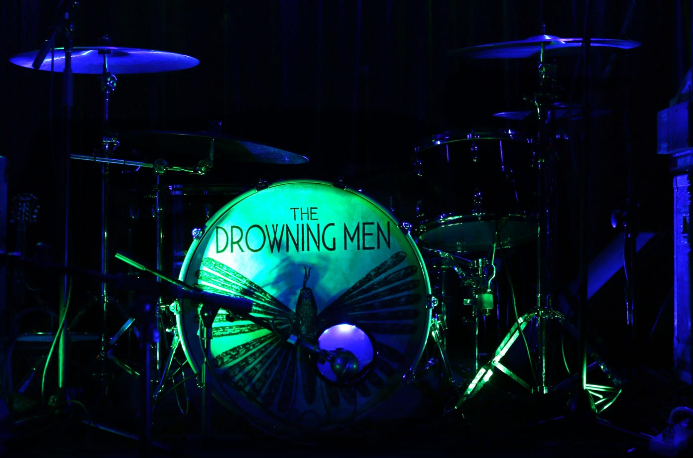 The Drowning Men 10 Year Anniversary Show