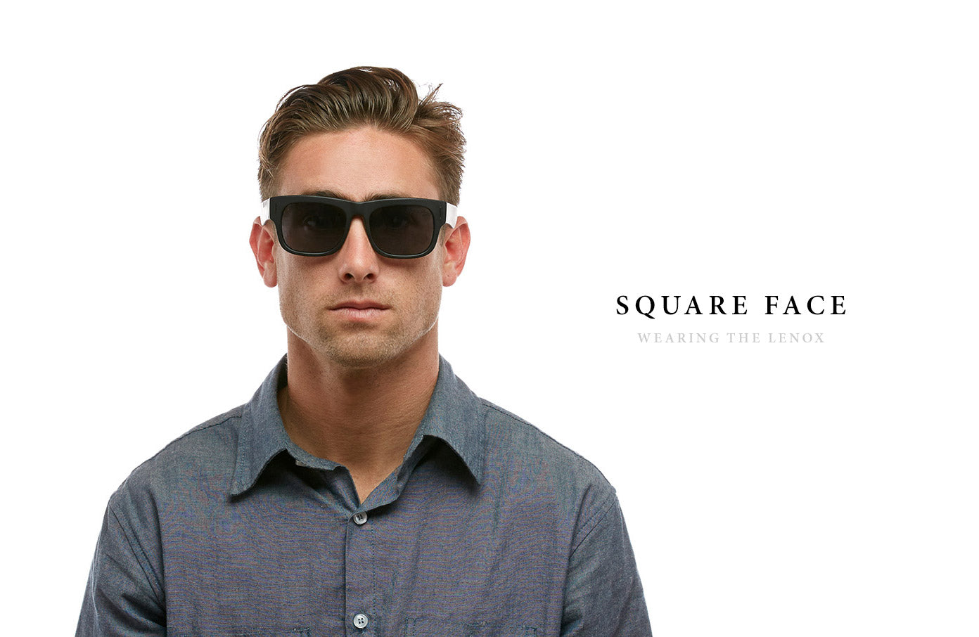 Which Frame Style Fits Your Face Shape?