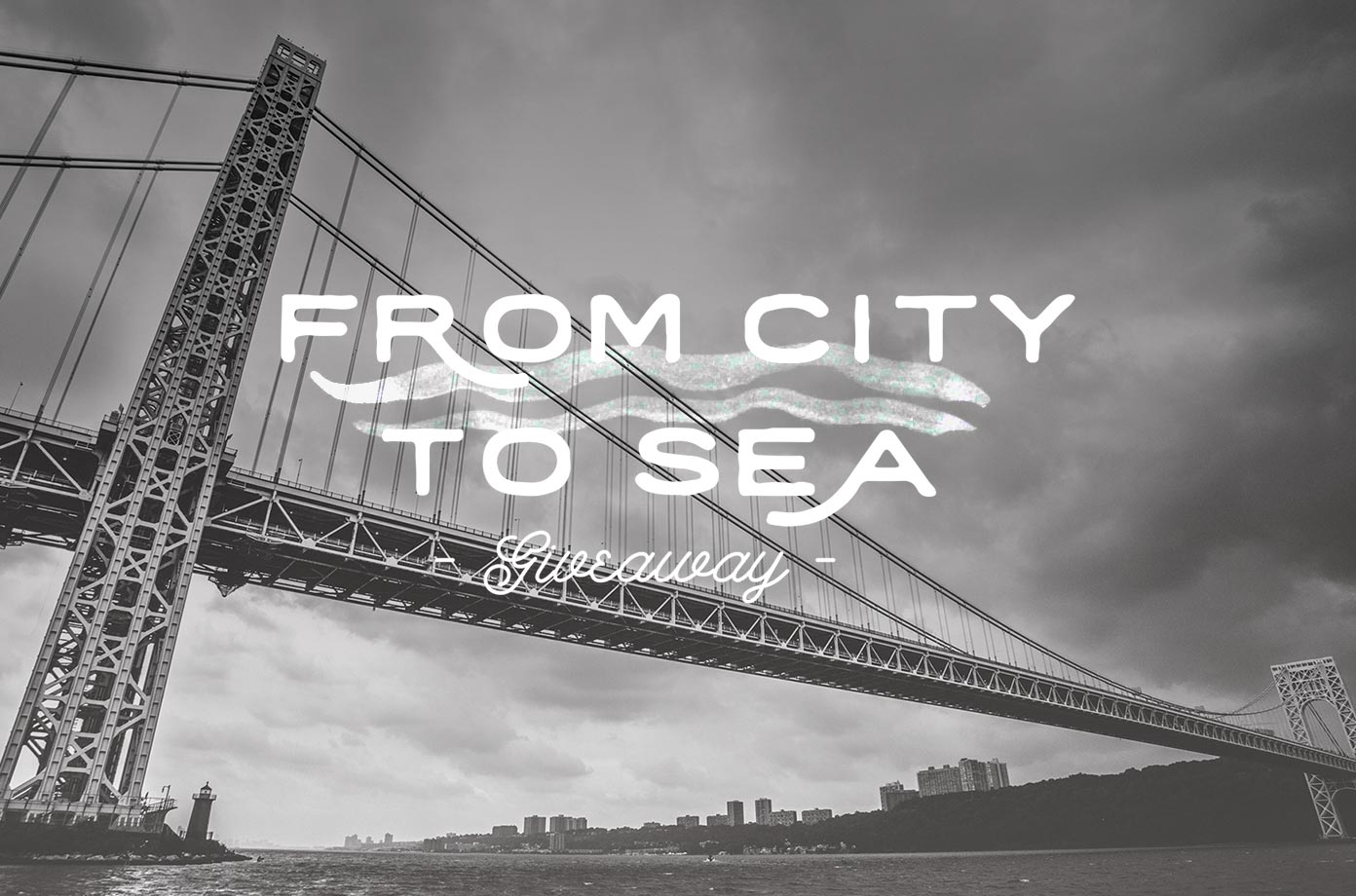 From City To Sea Giveaway