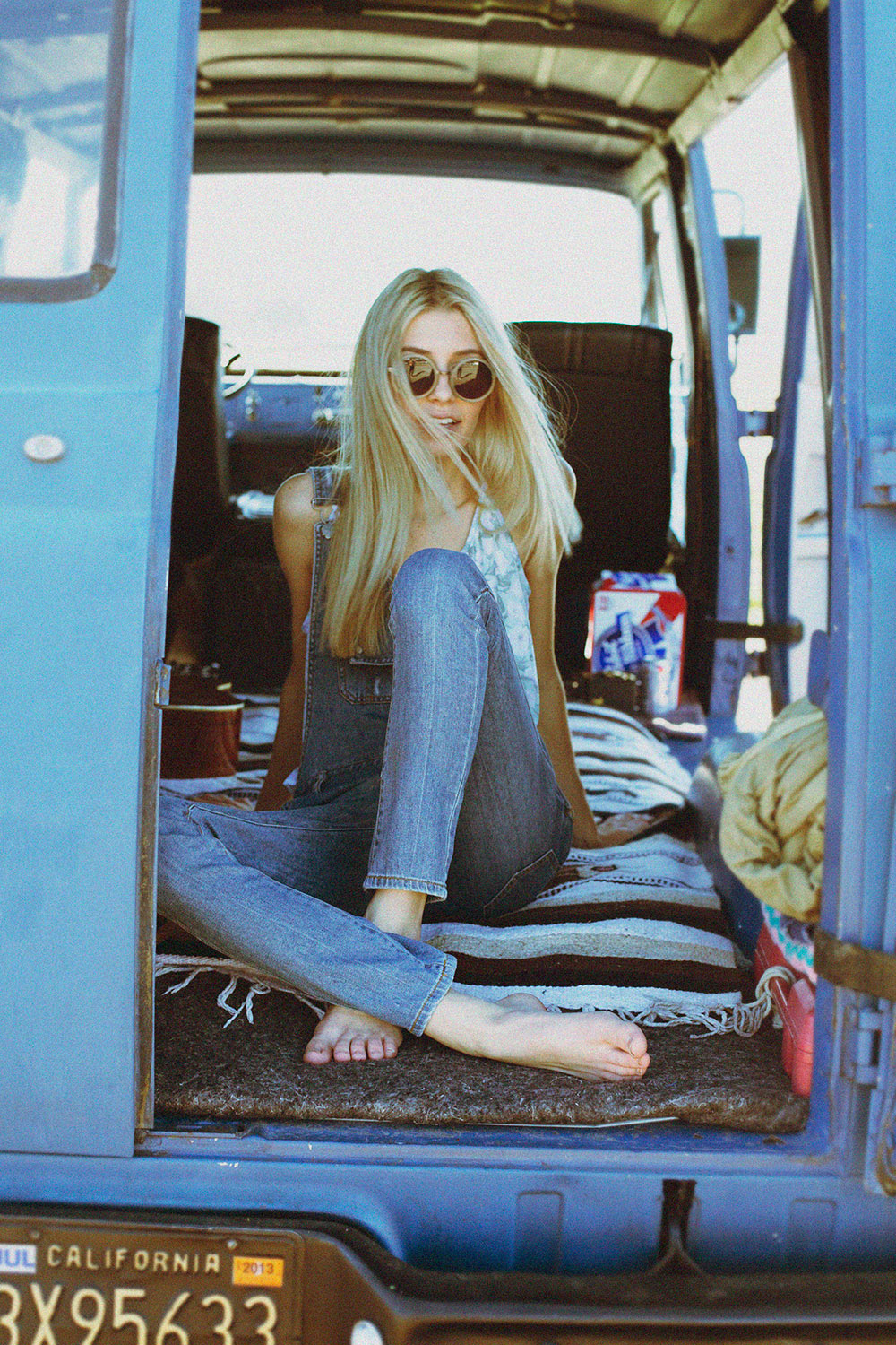 California Daydreaming: #ThroughTheEyes of Jenavieve Belair