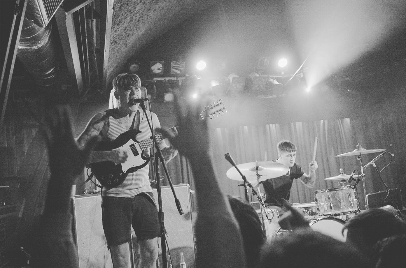 RAEN Presents: Thee Oh Sees Live at Belly Up Tavern 2/12/16