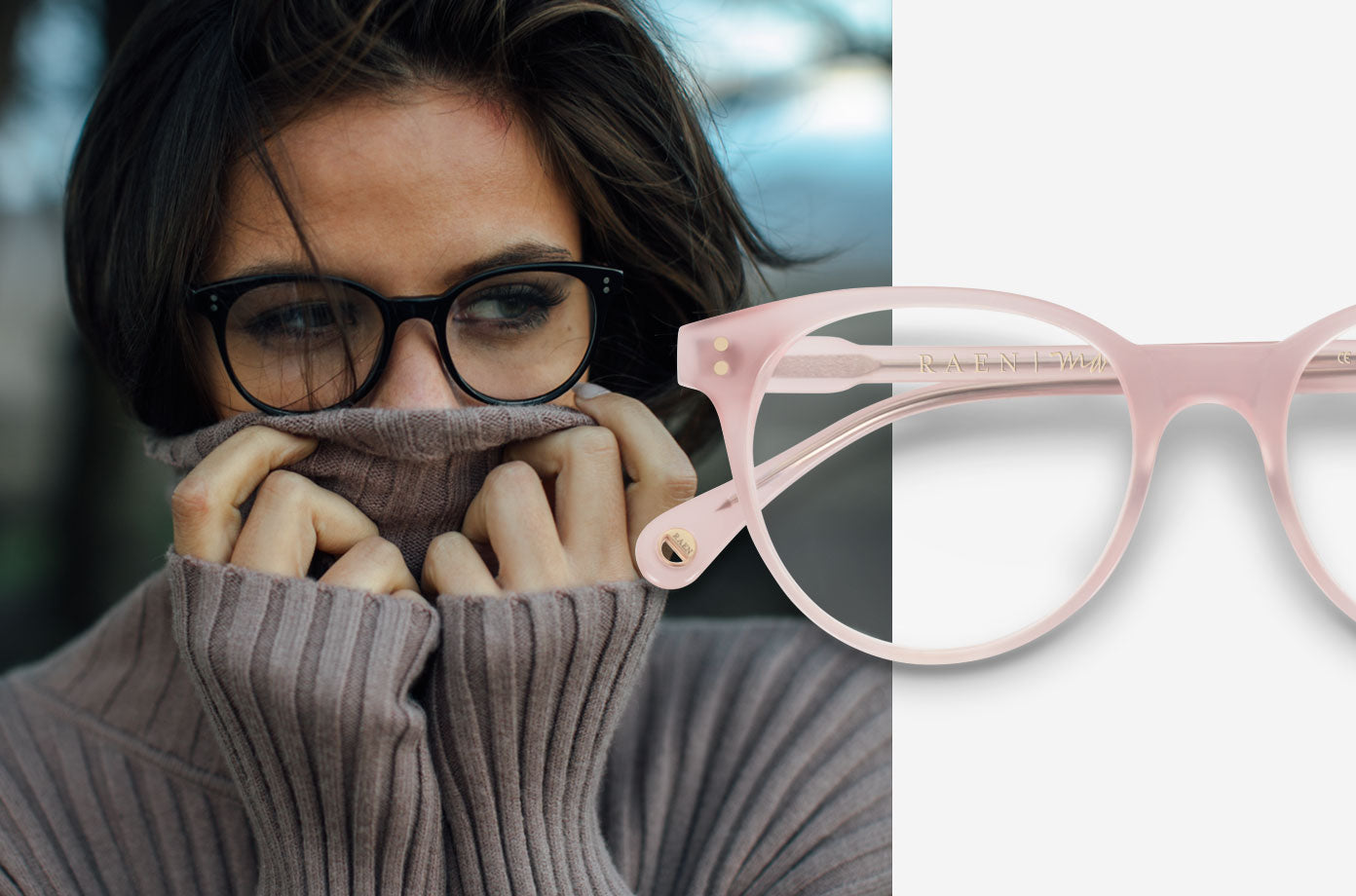 Now Available - Marin Cat-Eye Eyeglasses