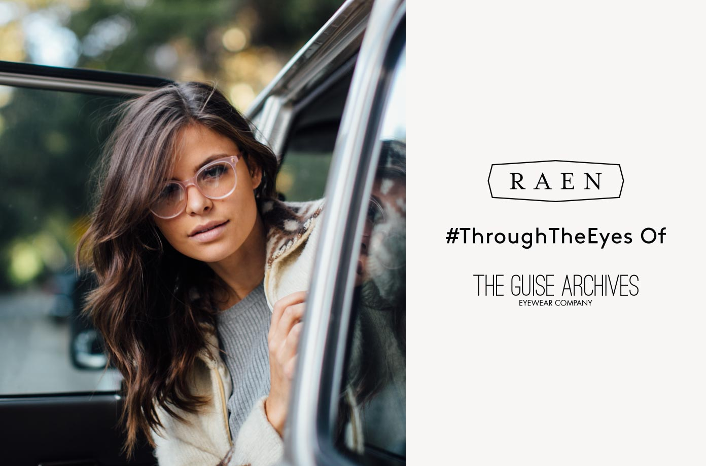 #ThroughTheEyes of The Guise Archives Eyewear Co.