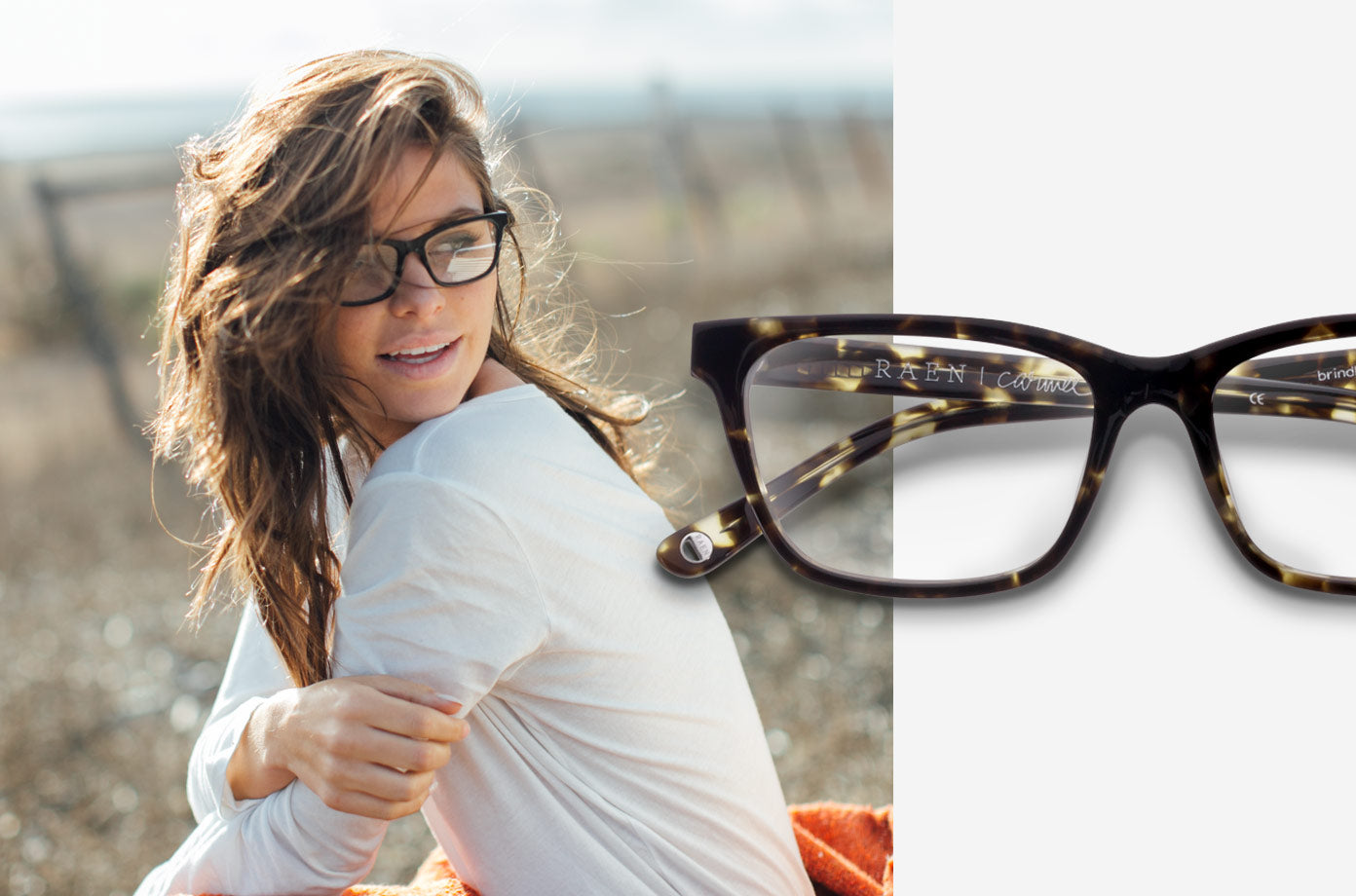 Introducing Carmel Eyeglasses