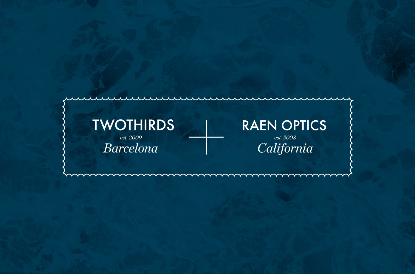 Introducing the TWOTHIRDS x RAEN Cross Atlantic Collaboration