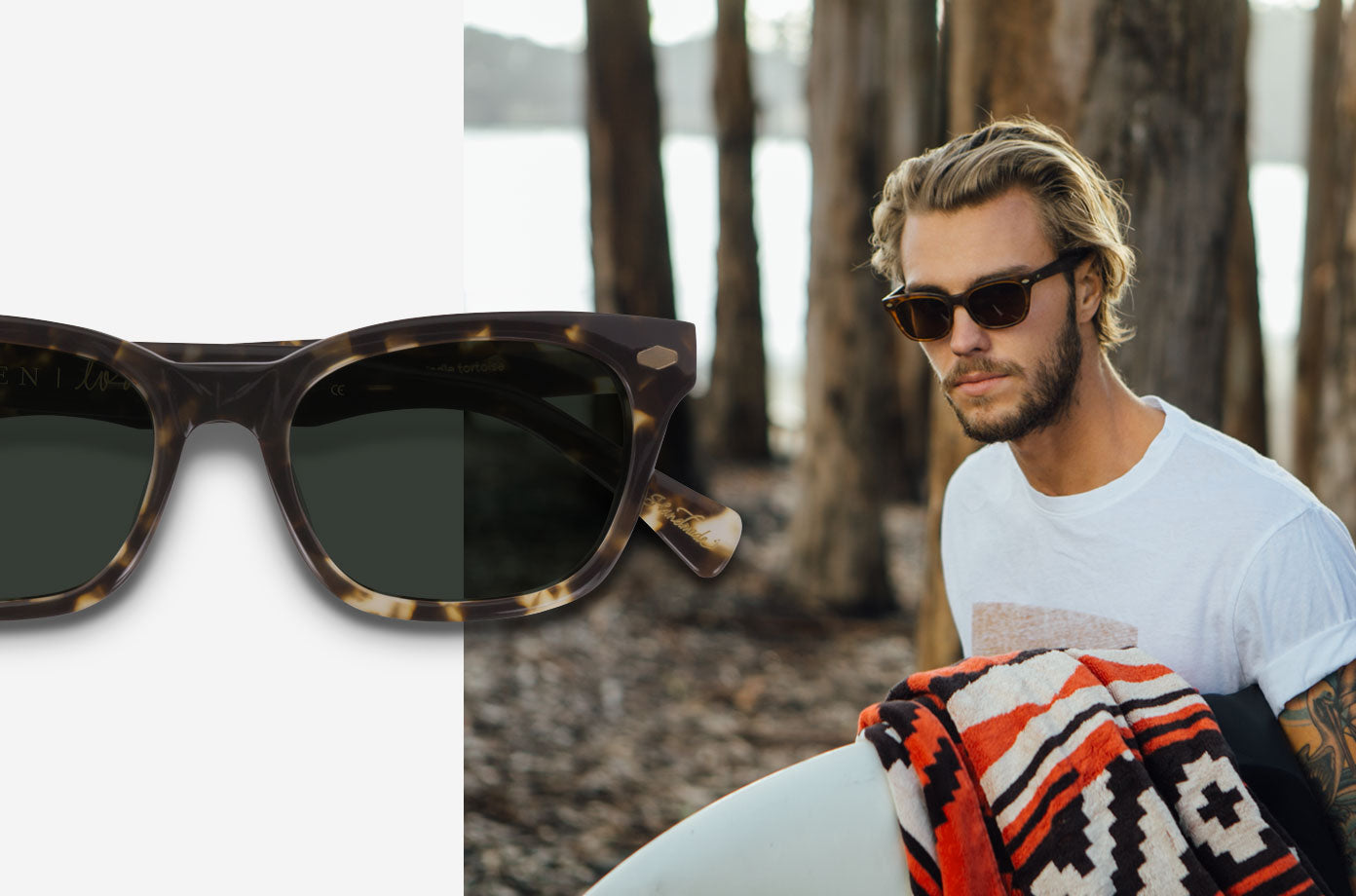 Introducing Loro Sunglasses