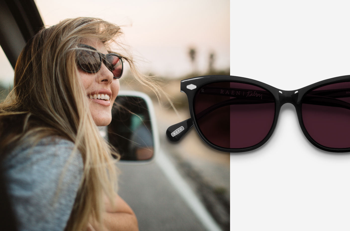Introducing Talby Cat-eye Sunglasses