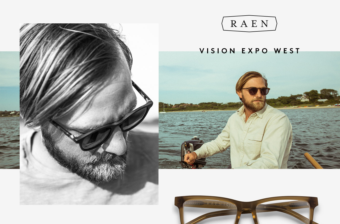 RAEN at Vision Expo West September 15 – 17
