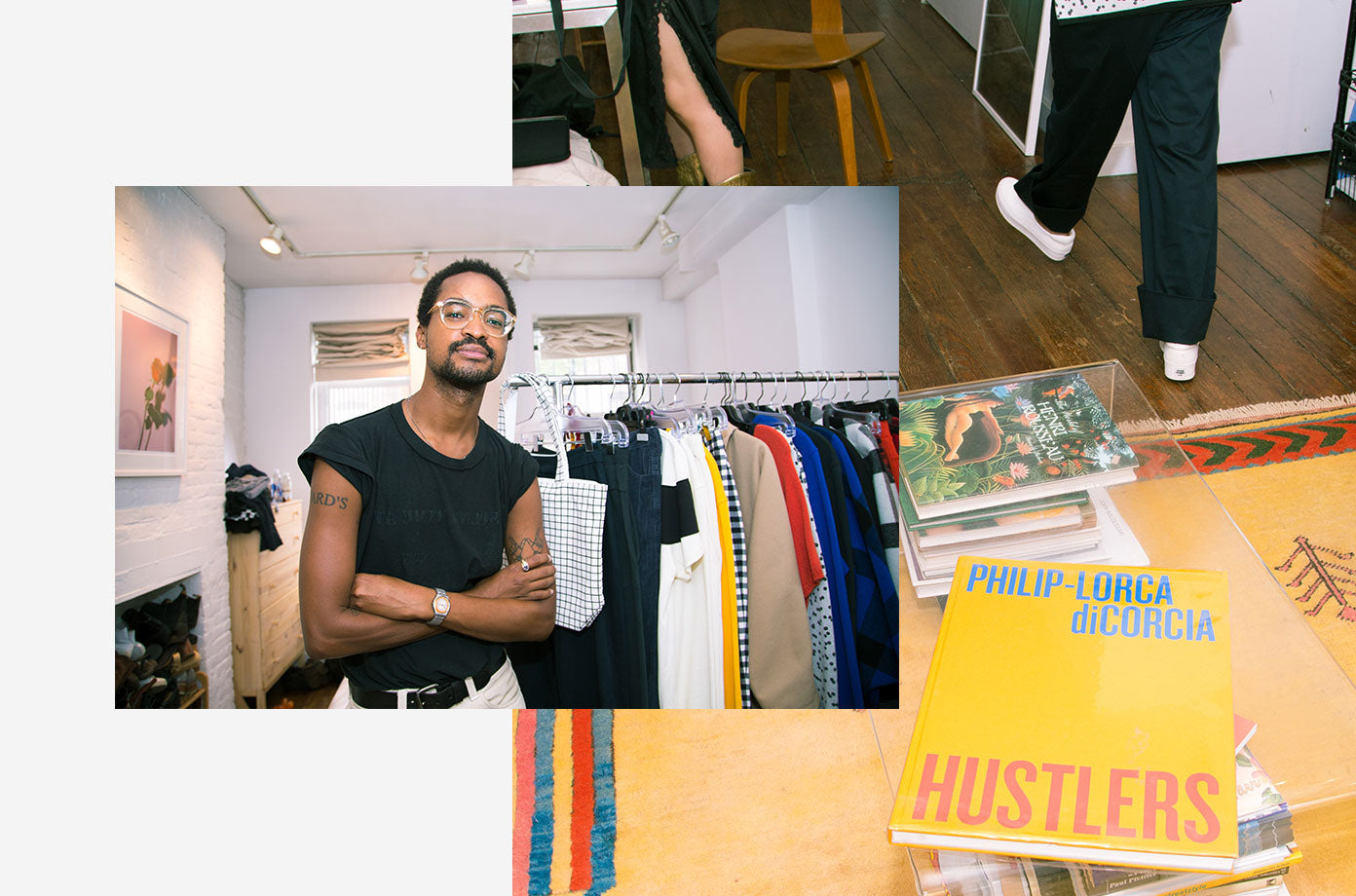 Words With Fashion Stylist Ian Bradley