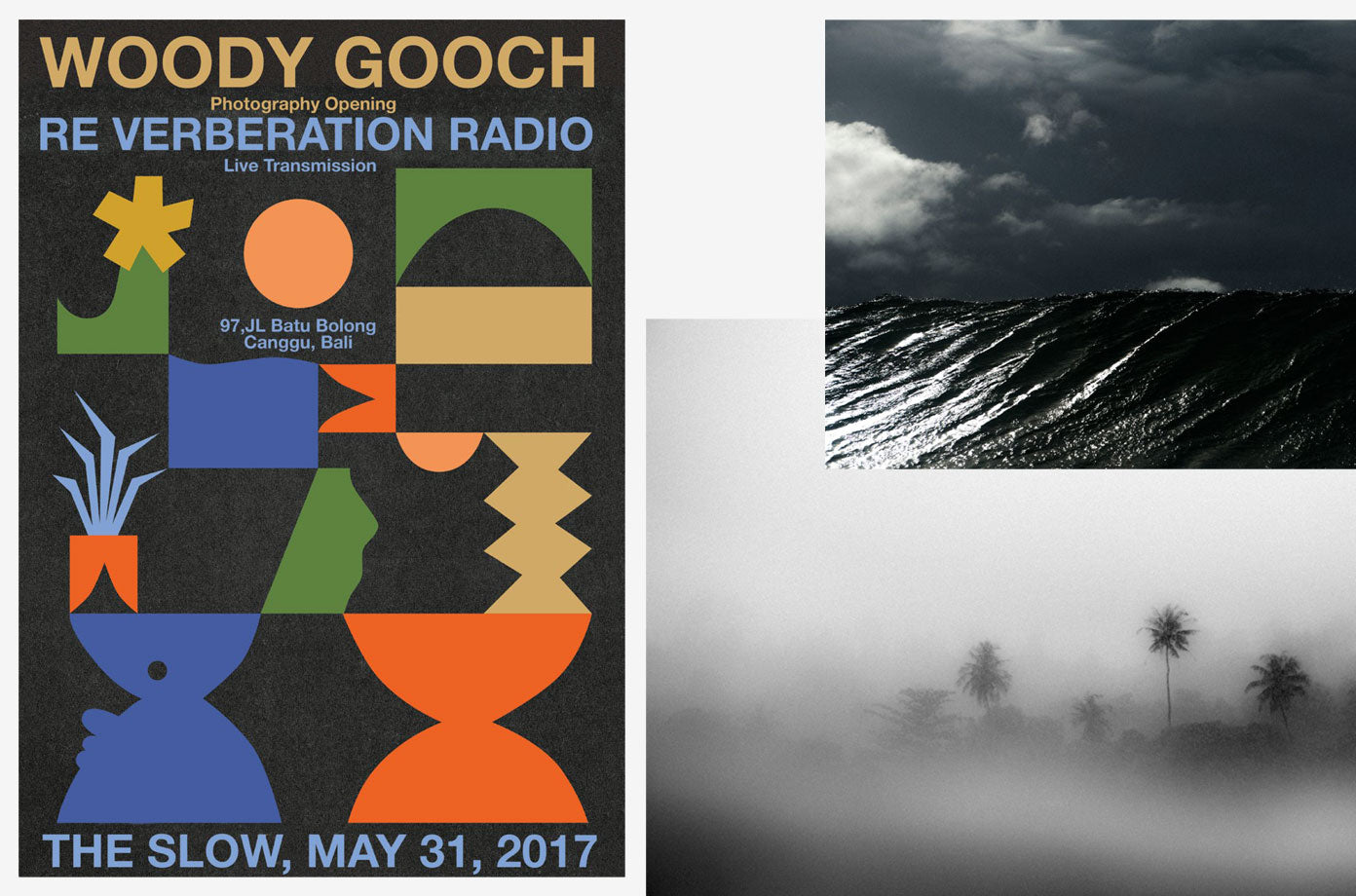 Woody Gooch Show at The Slow