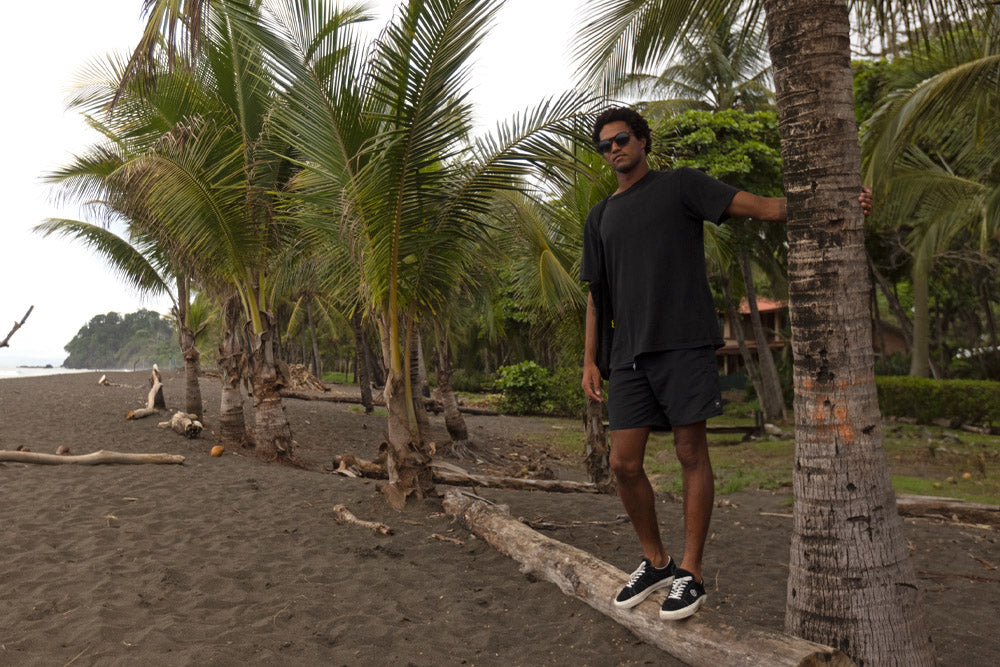 Mikey February in Costa Rica with RAEN