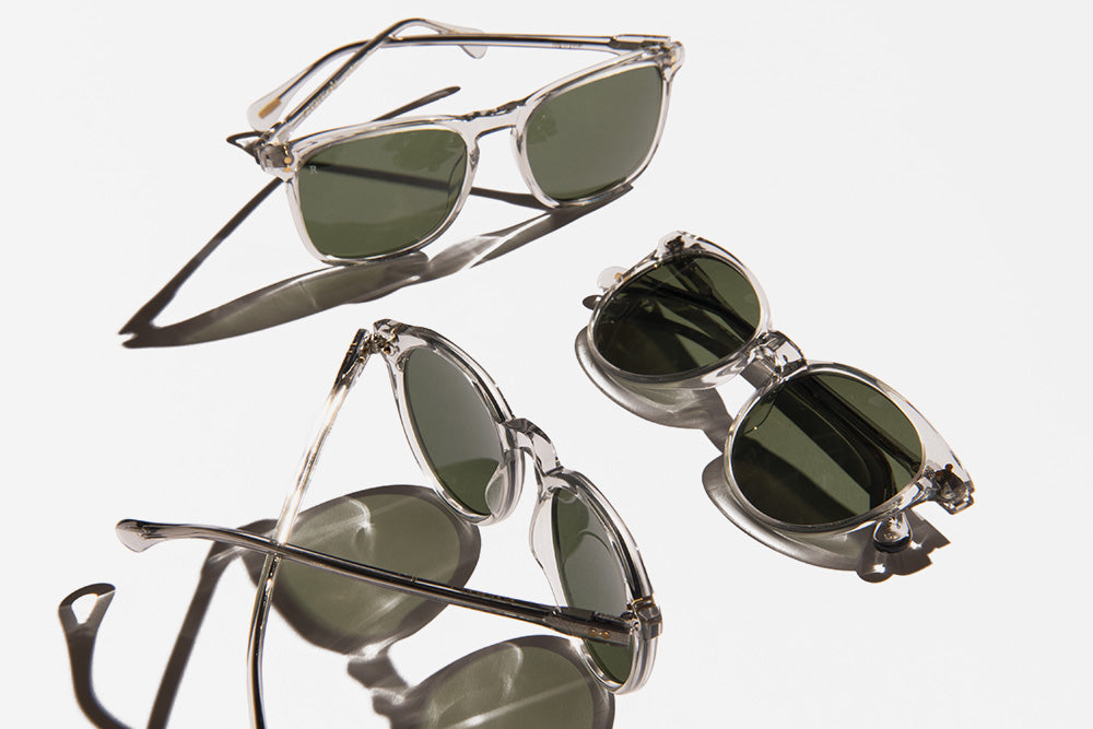 Fog Crystal Sunglasses Are Here