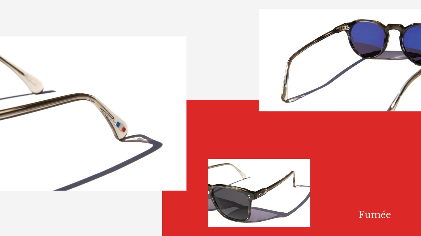 Fabriqué en France Sunglasses Collection