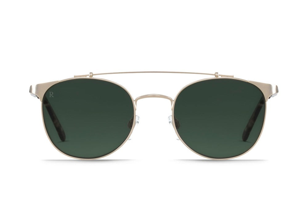Brindle Tortoise / Green Polarized *Final Sale*