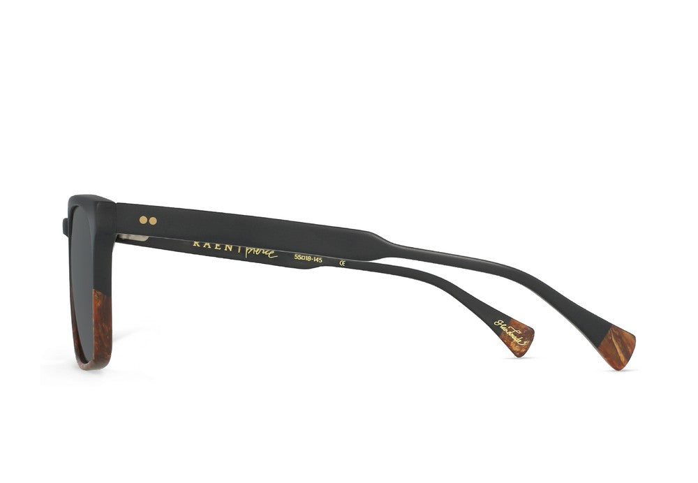 Burlwood / Smoke Polarized