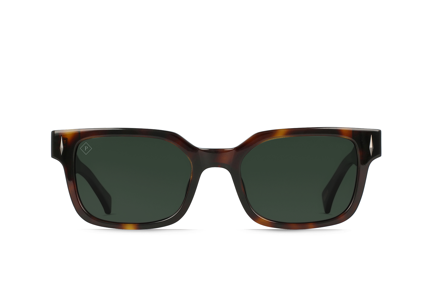 FRIAR-Kola Tortoise / Green Polarized-53