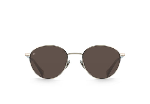 Brushed Pewter + Kelp / Smoke Brown Polarized