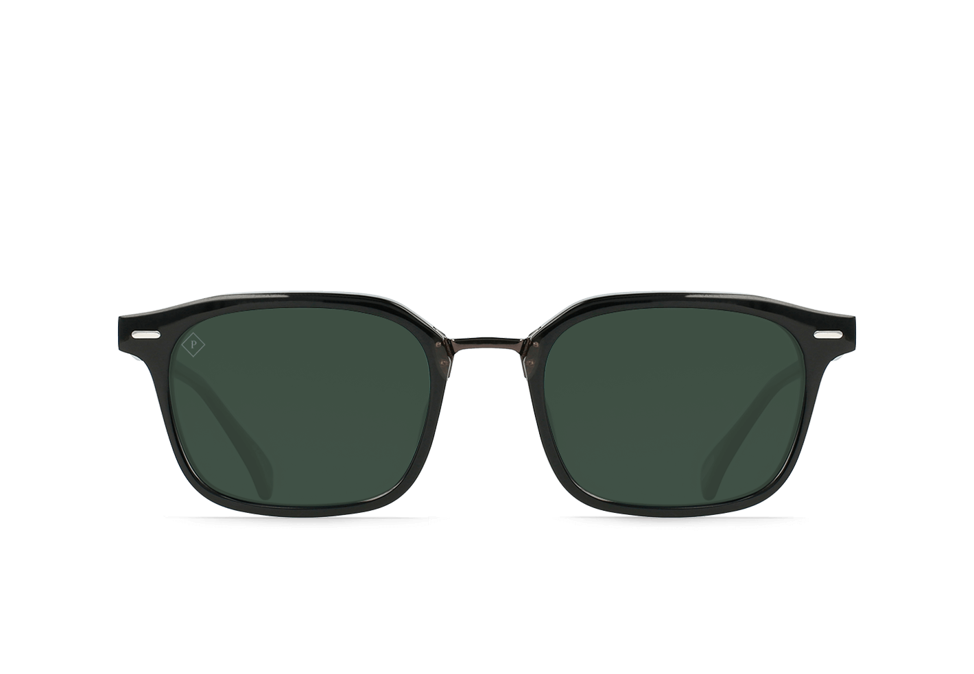 BASTIEN-Crystal Black / Green Polarized-53
