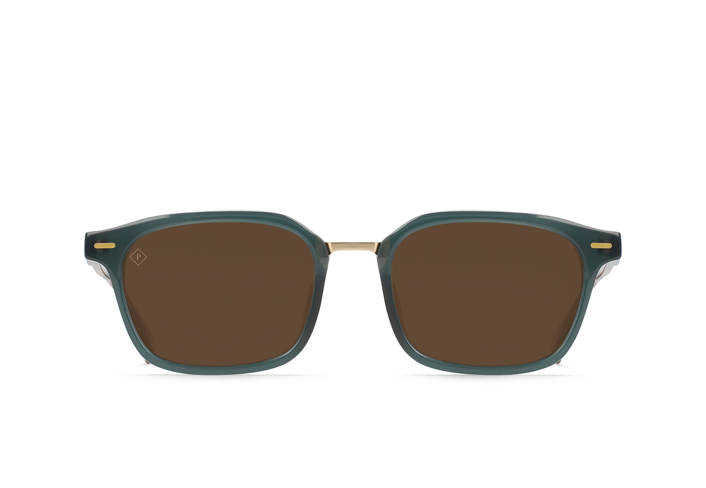 Cirus + Brushed Sunshine Gold / Vibrant Brown Polarized