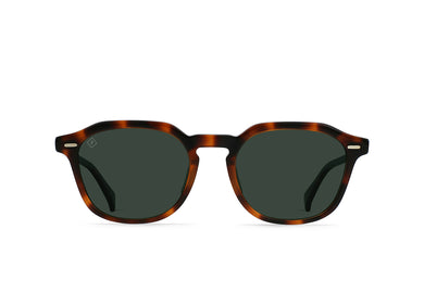 Espresso Tortoise / Green Polarized