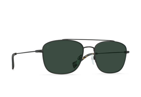 Satin Black + Matte Brindle / Green Polarized